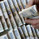 Zentralbank greift wieder in Devisenmarkt ein