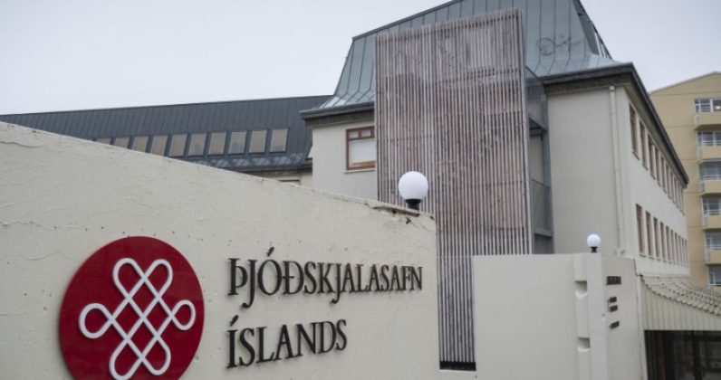 The National Archives of Iceland have been housed at Laugavegur 162 since the 1980s.