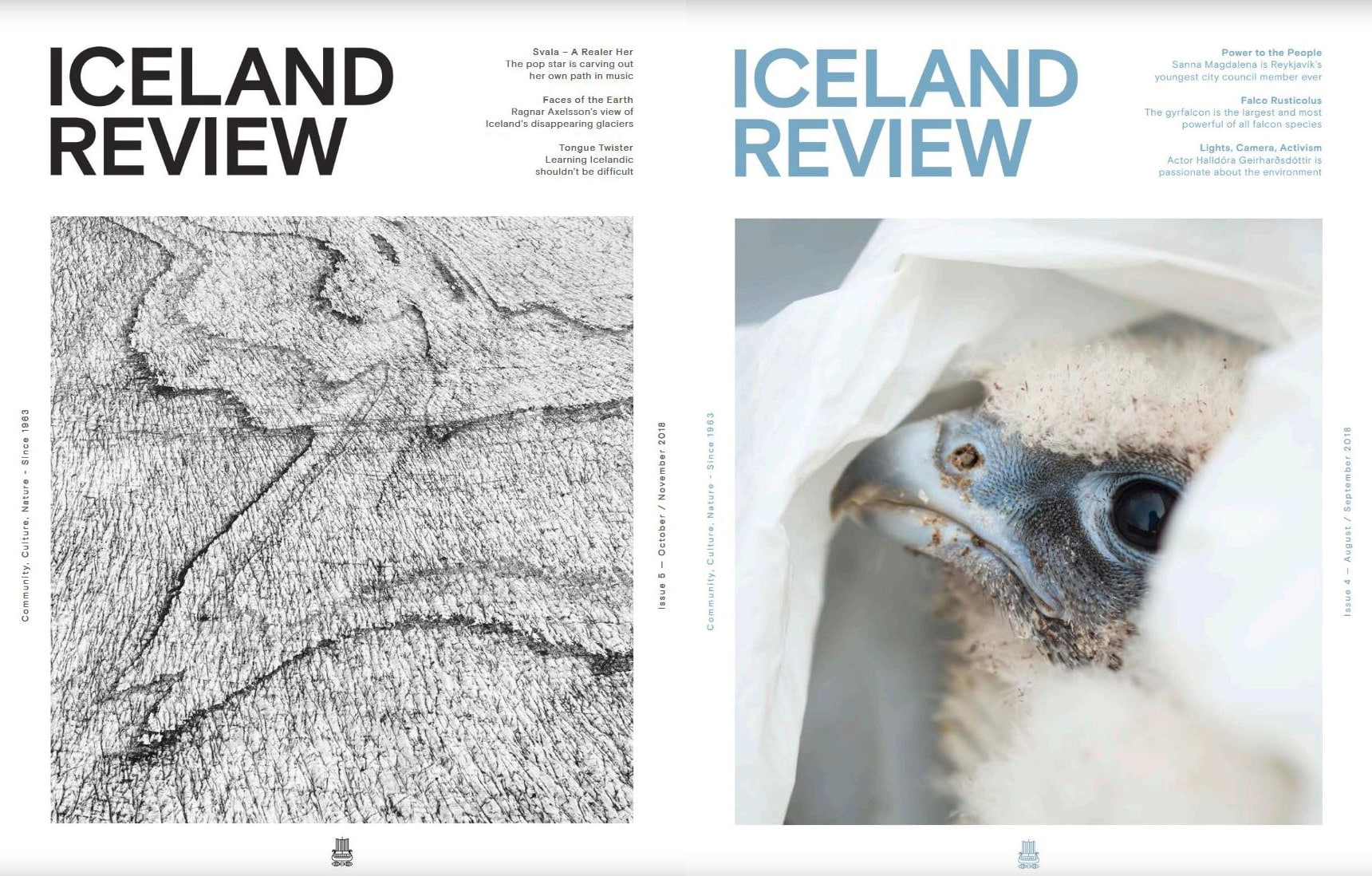 Iceland Review Magazine