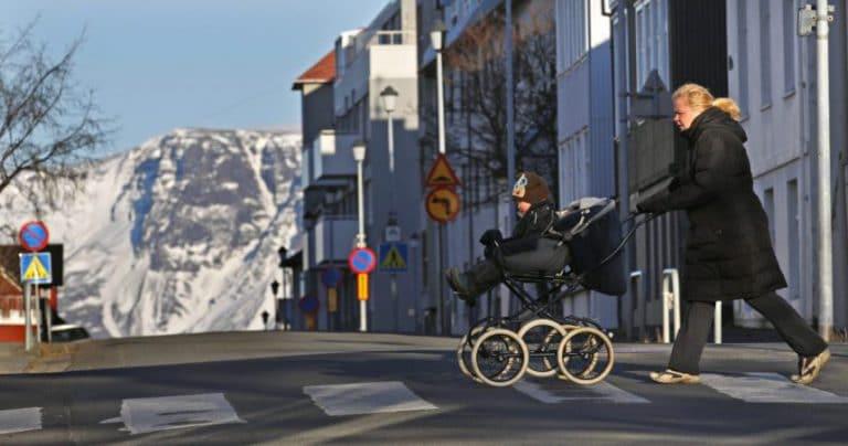 Reykjavík baby