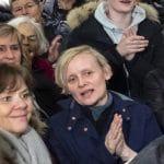 Efling Chairperson Sólveig Anna Jónsdóttir