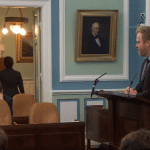 MPs Walk Out of Parliament in Protest of Sigmundur Davíð