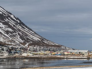 Siglufjörður Residents Celebrate Sun's Return