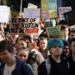 Students Start Weekly Strike for Climate