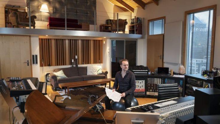 Valgeir Sigurðsson Greenhouse Studios