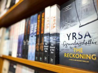 Icelanders Read 2.3 Books Per Month