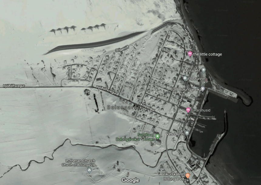 Westfjords Mayor Complains of Snow on Google Maps – Iceland Review