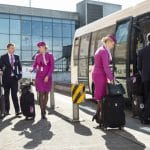 Flight attendants WOW air Icelandair