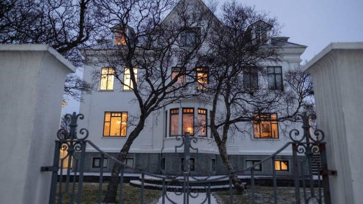Housekeeping School of Reykjavík.