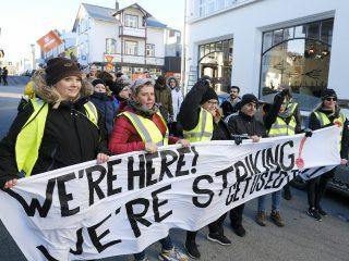 Sympathy Strike Declared Illegal