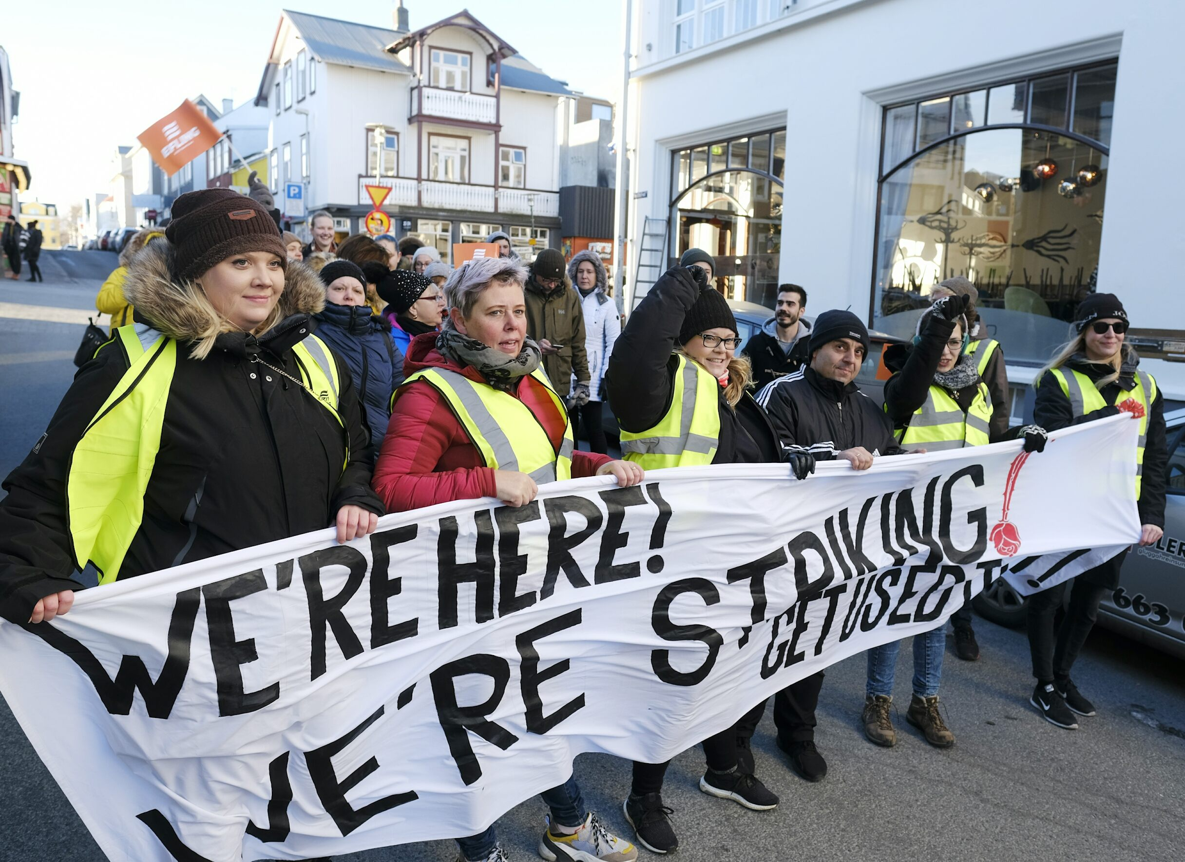 Hotel Workers' Strike Has Begun – Iceland Review