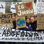 Climate Strike Iceland