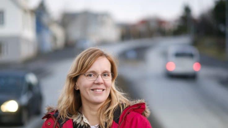 Lilja Guðríður Karlsdóttir, transportation engineer.