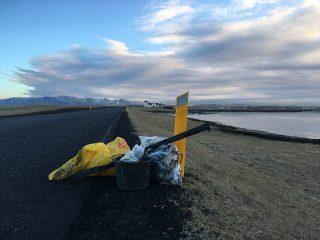 Islands Staatspräsident prangert Vermüllung an