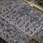 Long-Term Parking at Airport Completely Full Over Easter