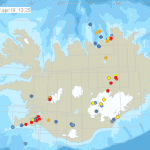 Earthquake Swarm Continues