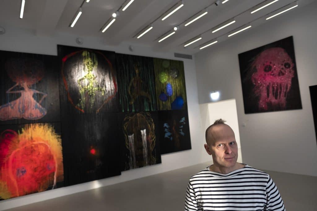 Hlynur Hallsson, Akureyri Art Museum Director