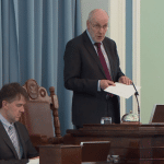 Alþingi President Urges Centre Party to End Week-Long Filibuster