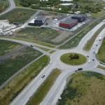 Iceland roundabout rule