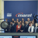 Marel Euronext Exchange