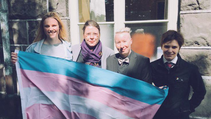 Iceland trans intersex rights bill