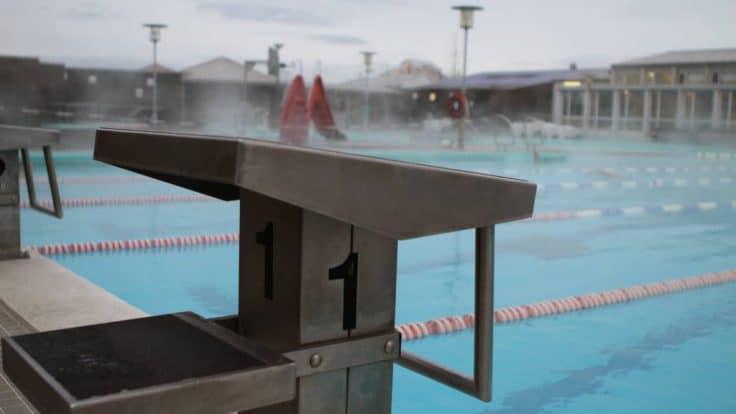 Vesturbæjarlaug swimming pool