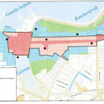 Proposed extension of parking zone 1