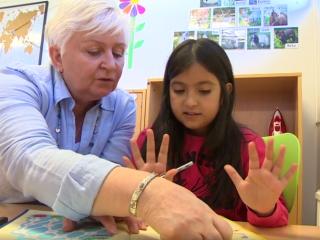 Children of Asylum Seekers Receive Tailored Instruction