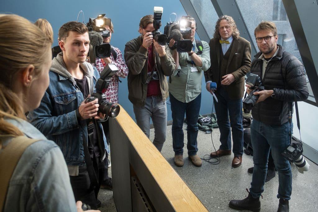 Journalists' Strike Violated at Morgunblaðið and RÚV