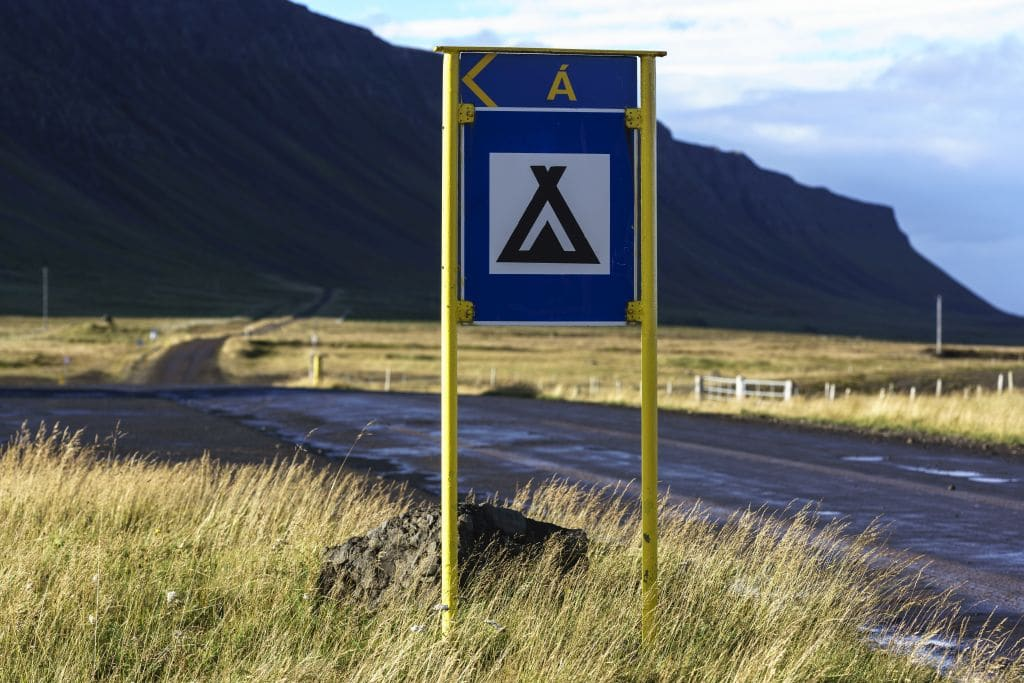Photo of Campsites Filling to Capacity | IcelandReview