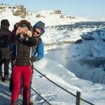 Gullfoss Footpath Closed Tomorrow Due to Icy Conditions