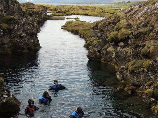 Diving in Þingvellir Could Jeopardise UNESCO Status