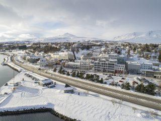 Akureyri Builds 13th Gas Station