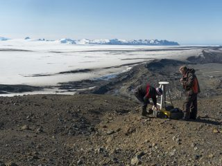 New Research Projects Vatnajökull's Surface Area in 2300