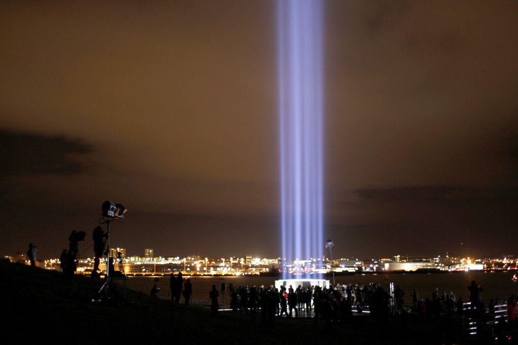 ISK 5.8 Million to Brighten Peace Tower