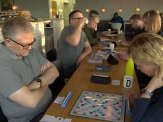 Wordsmiths Compete at National Scrabble Championship