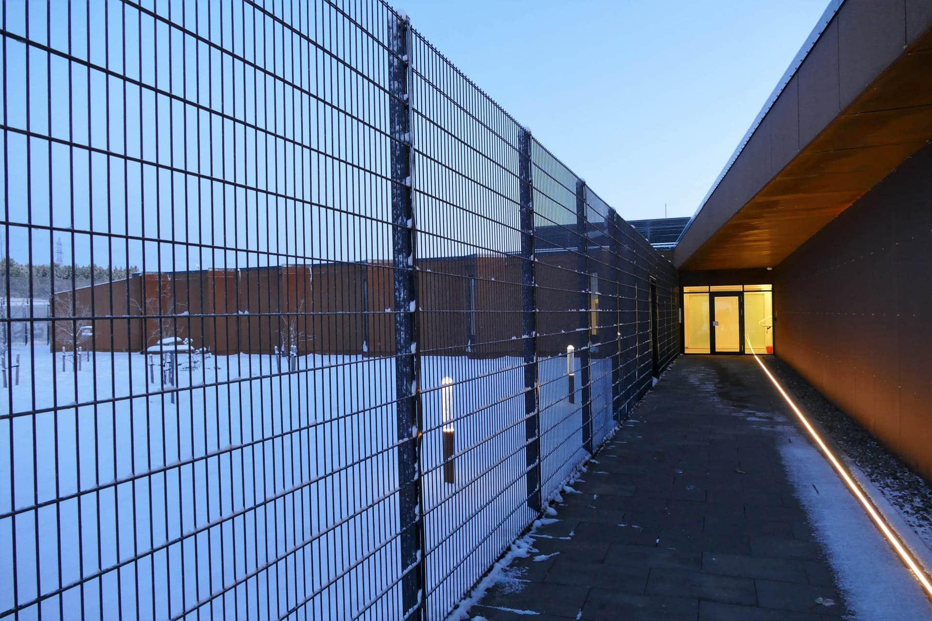 Hólmsheiði prison Iceland