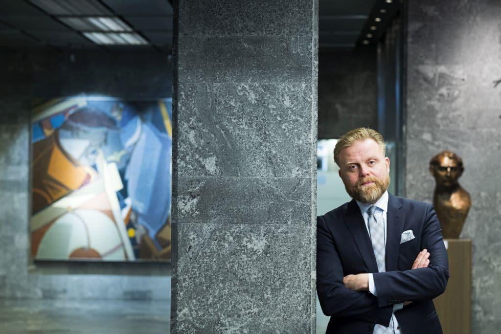 Central Bank Ásgeir Jónsson seðlabankastjóri
