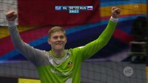 Iceland Advances to Main Group