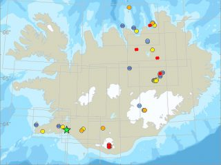 Minor Earthquake Registered in Southwest Iceland