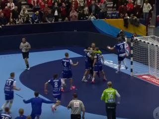 Iceland Beats Denmark in European Handball Championships
