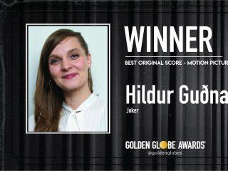 Hildur Guðnadóttir Wins Golden Globe