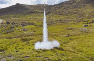 rocket launch skyrora
