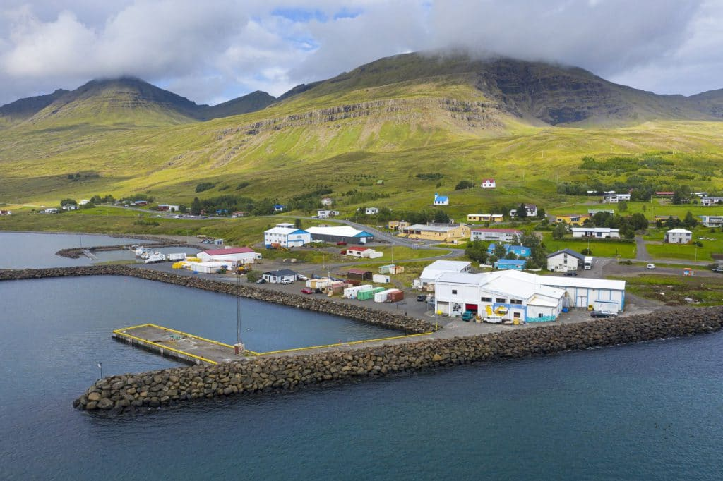 Stöðvarfjörður East Iceland