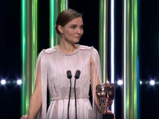 Hildur Guðnadóttir Wins BAFTA Award