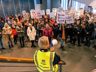 Reykjavík Negotiations at a Standstill