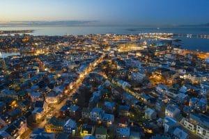 Hallgrímskirkja - Skólavörðuholt -Miðborgin - Reykjavík