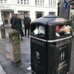 garbage strike Reykjavík