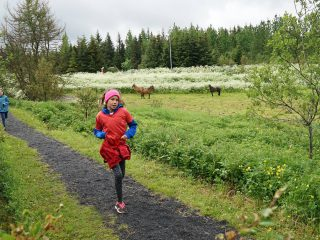 Icelanders Run Around the World, From Home