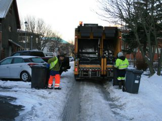 Garbage Collection Resumes, Strike Ongoing